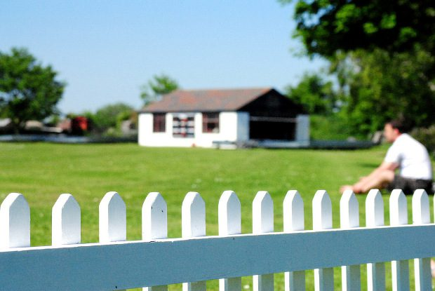 club cricket pavilion