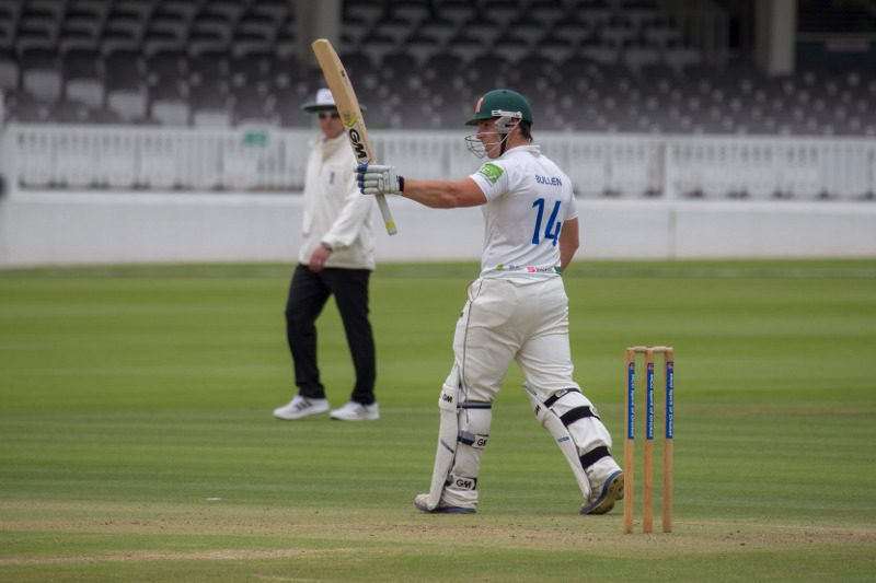 leeds bradford mccu chris bullen reaches fifty
