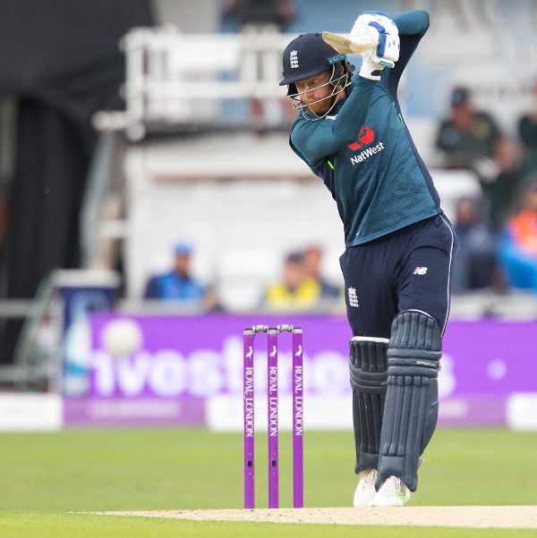 jonny bairstow bats for england in their one day side