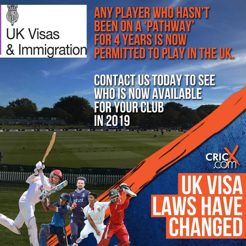 cricx - uk visa laws have changed