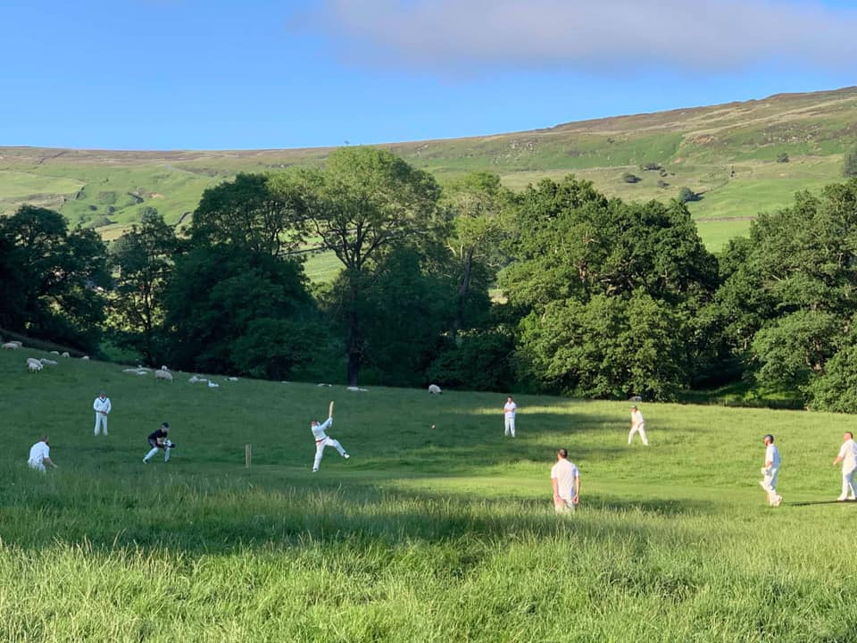 Cricket at Farndale