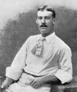 William Bates 1900 cricketer