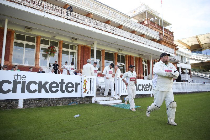 National Village Cup: Houghton Main Cricket Club take the field at Lord's