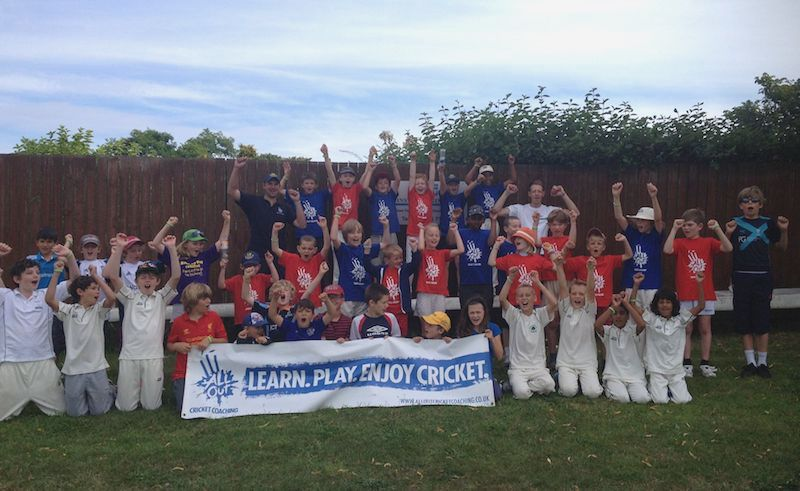 all out cricket coaching - summer camp
