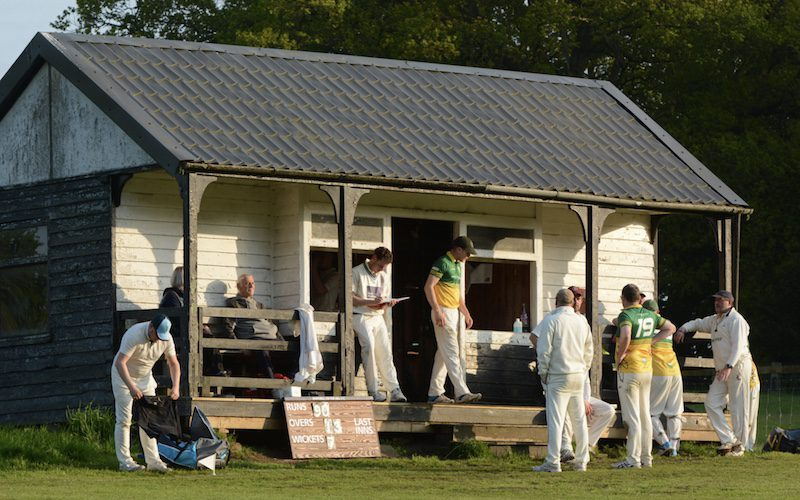 Ryedale Beckett Cricket League - Whitwell Clubhouse