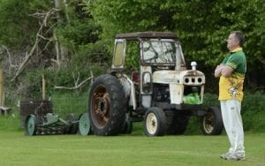 one man went to mow - ryedale beckett cricket
